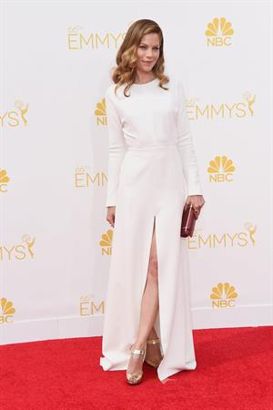 Michelle Monaghan at 66th annual Primetime Emmy Awards, August 25, 2014