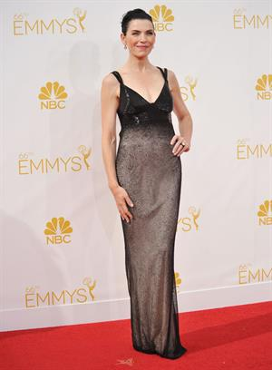 Julianna Margulies at the 66th Primetime Emmy Awards August 25, 2014