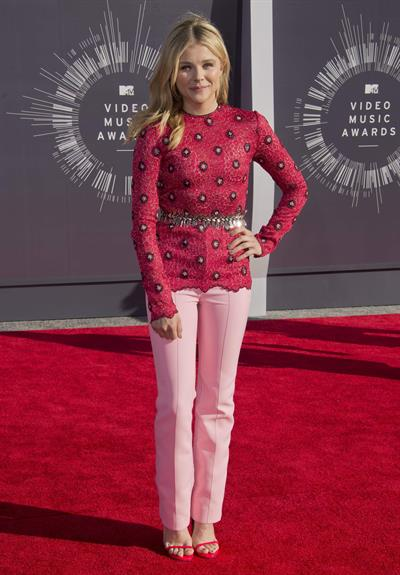 Chloe Grace Moretz at the 2014 MTV Video Music Awards