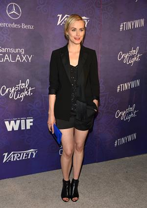 Taylor Schilling Variety and Women in Film Emmy Nominee Celebration, LA August 23, 2014