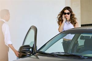 Kate Beckinsale leaving E Baldi reataurant in Los Angeles August 20, 2014
