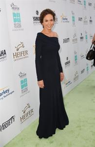 Diane Lane at Beyond Hunger - A Place At The Table Gala in Beverly Hills