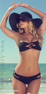 Rali Ivanova in a bikini