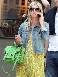 Nicky Hilton strolling in Soho May 2, 2013