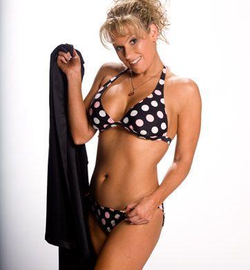 Kara Drew in a bikini
