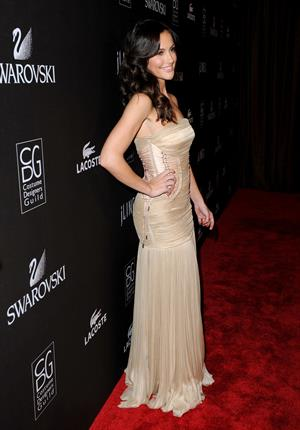 Minka Kelly 12th Annual Costume Designers Guild Awards on February 25, 2010