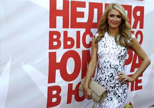 Paris Hilton Comedy Club Awards Jurmala, Latvia - August 2, 2013