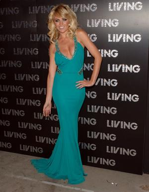 Abigail Clancy Living Tv summer schedule launch
