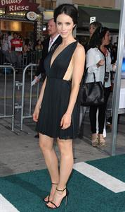 "Abigail Spencer ""Draft Day"" Hollywood Premiere - April 7th, 2014"