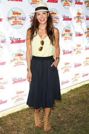 Ali Landry Pirate And Princess: Power Of Doing Good Tour in Pasadena August 16, 2014