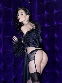 Evgeniya Diordiychuk in lingerie - ass