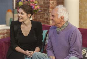 Gemma Arterton  This Morning  show in London - Feb 6, 2013