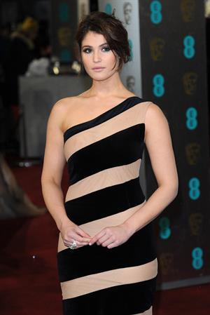 Gemma Arterton EE British Academy Film Awards, 10 Feb 2013
