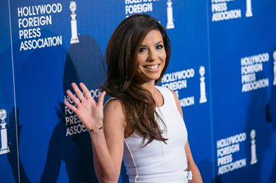 Eva Longoria Hollywood Foreign Press Association's 2013 Installation Luncheon in Beverly Hills - August 13-2013