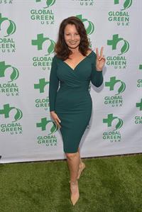 Fran Drescher Global Green USA's Annual Millennium Awards in LA June 8, 2013