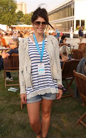 Gemma Arterton Barclaycard British Summer Time Concert - Day 2 - London, July 6, 2013