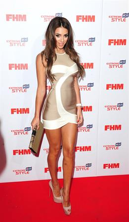 Georgia Salpa FHM 100 Seiest Women In The World 2013 Party in London, May 1, 2013
