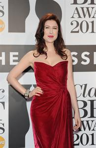 Hayley Westenra attending the Classic BRIT Awards 2013 at the Royal Albert Hall in London 2013-10-02