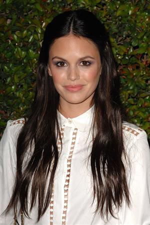 Rachel Bilson Chloe Los Angeles Fashion Show & Dinner