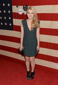 Taylor Spreitler Nylon Magazine Celebrates America The Issue - Los Angeles - November 1, 2013