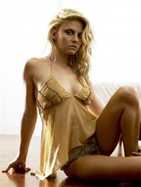 Nikki Griffin in lingerie