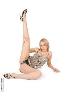 Mandy Dee in lingerie