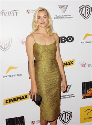 Yvonne Strahovski 2nd annual Australians in Film Awards Gala - Los Angeles - October 24, 2013