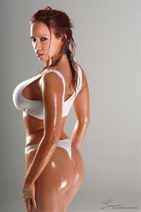 Bianca Beauchamp in a bikini - ass