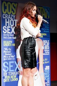 Vanessa Hudgens Unbound Access presented by Hearst Magazine, New York, October 15, 2013