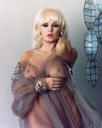 Mamie Van Doren - breasts
