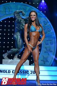 Juliana Daniell in a bikini