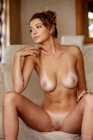 Ali Rose in Panties