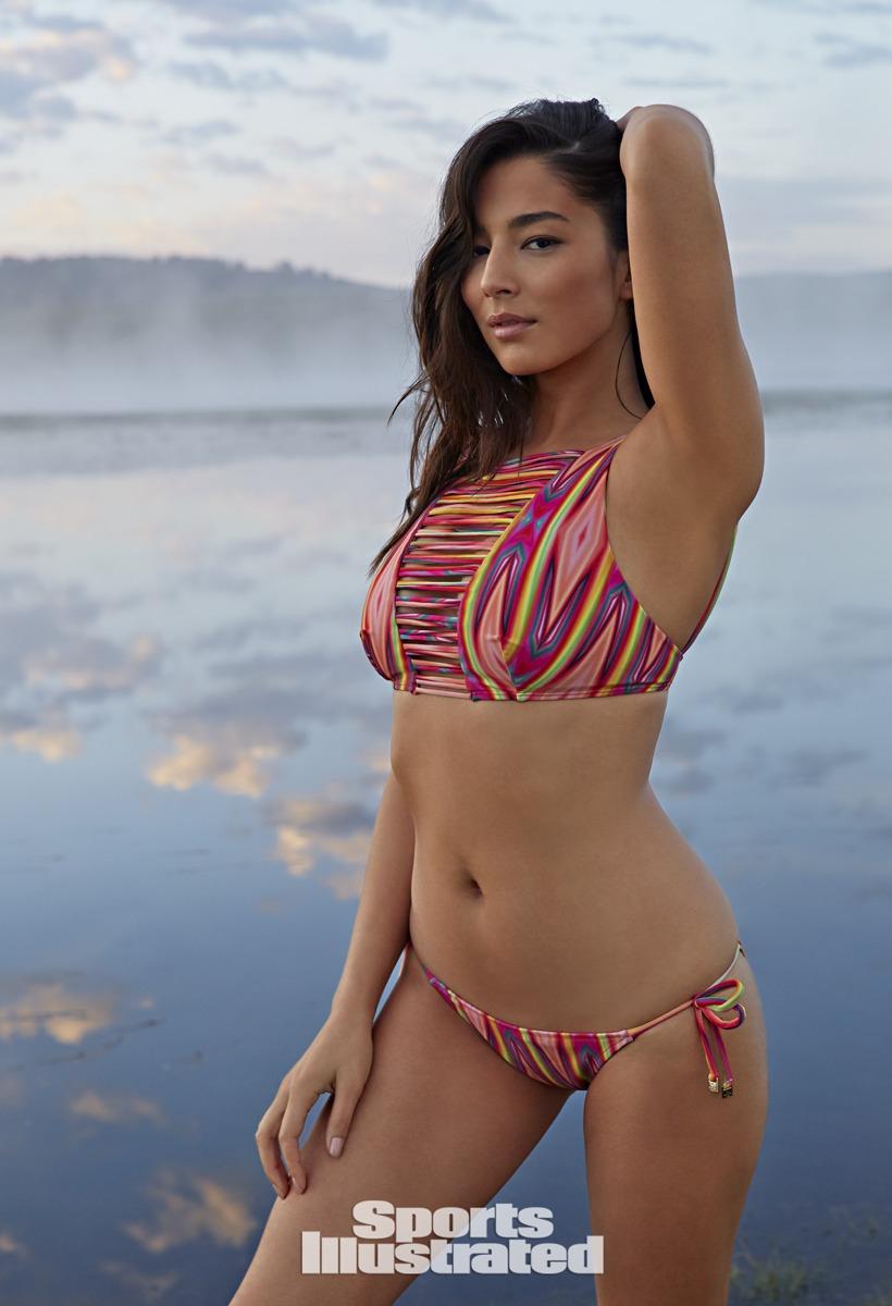 Jessica Gomes Sports Illustrated 2015