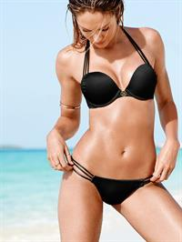 Candice Swanepoel in a bikini