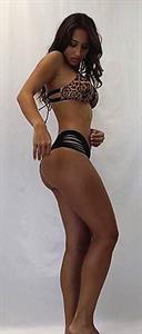 Vicky Justiz in a bikini - ass