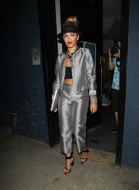 Rita Ora - Night out in London (11.07.2013)