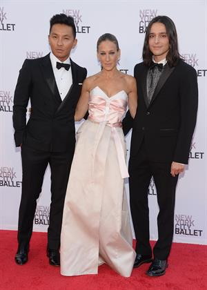 Sarah Jessica Parker New York City Ballet 2013 Fall Gala on September 19, 2013