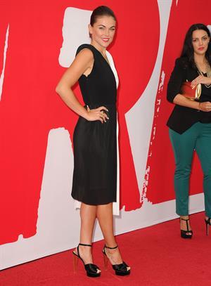 Serinda Swan  Red 2  Los Angeles Premiere July 11, 2013