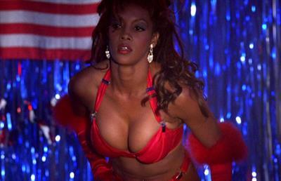 Vivica A. Fox in lingerie