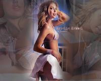 Arielle Kebbel in a bikini - ass