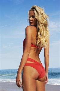 Monica Hansen in a bikini - ass
