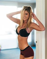 Savannah Kreisman in a bikini