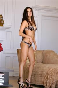 Desiree Lyn in lingerie