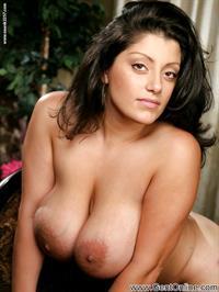 Dolly Arafat - breasts