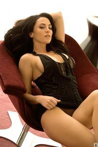 Crissy Henderson in lingerie