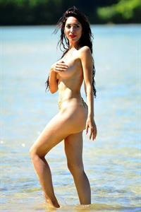 Farrah Abraham Naked Beach Costa Rica
