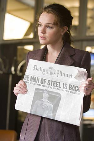 Kate Bosworth as Lois Lane