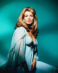 Senta Berger in lingerie