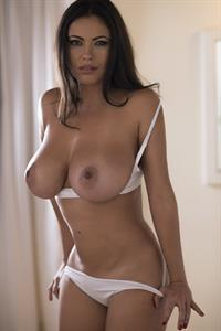 Fabiana Britto de Melo naked and busty