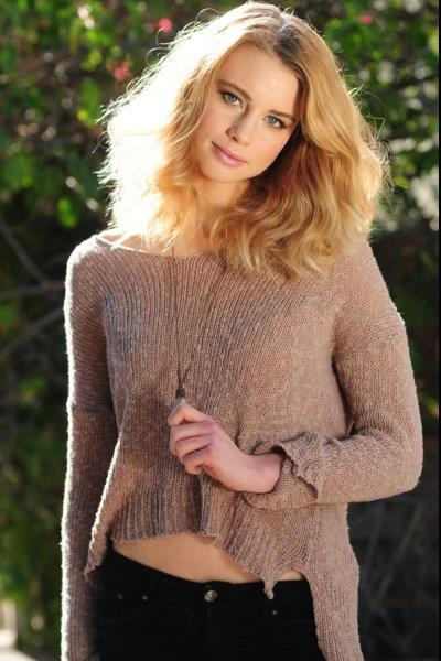 Lucy Fry